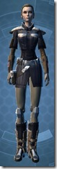 Hoth Ranger - Female Front