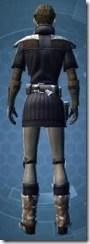 Hoth Ranger - Male Back