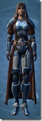Hypercloth Aegis - Female Front
