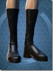 Resistance Fighter Boots