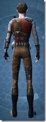 Resistance Fighter - Male Back