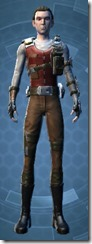 Resistance Fighter - Male Front