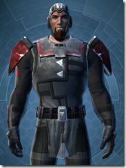 Blade Tyrant - Male Close