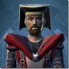 Force Magister Hides Hood
