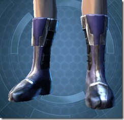 Grand Inquisitor Boots