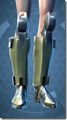Jedi Battlelord Boots