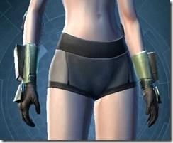 Jedi Battlelord Handgear