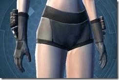 Jedi Myrmidon Handgear