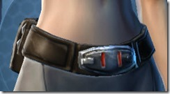 Jedi Strategist Belt