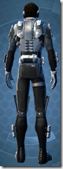 RD-07A Vendetta - Male Back