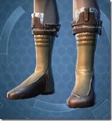 Shadowsilk Force Expert Boots