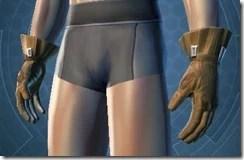 Shadowsilk Force Expert Gloves