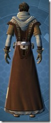 Shadowsilk Force Expert - Male Back