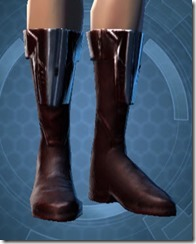 Sith Archon Boots