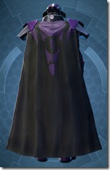 Sith Champion Dyed Back