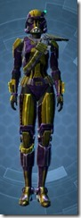 TD-17A Colossus Dyed Front