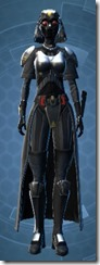 Zakuulan Inquisitor - Female Front