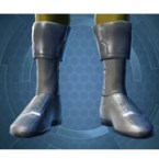 Double-Stitched Boots (Imp)