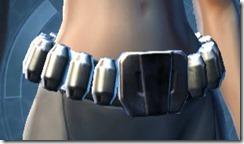 Eternal Battler Bulwark Belt