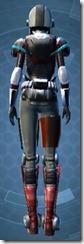 Eternal Battler Bulwark - Female Back