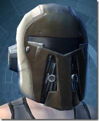 Eternal Battler Bulwark Headgear