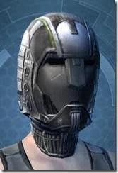 Eternal Brawler Boltblaster Helmet