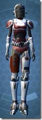 Eternal Brawler Bulwark - Female Front