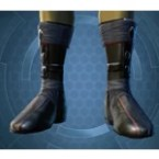 Frilled Leatheris Boots [Force] (Imp)