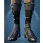 Frilled Leatheris Boots [Force] (Pub)