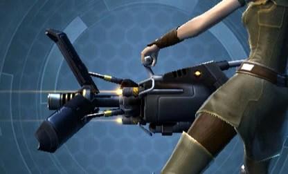 Plundered TC-16 Spewie Left