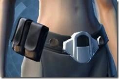 Shadow Corsair Belt