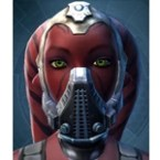 Duranium Faceguard [Force] (Imp)