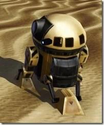 M4-I6 Astromech Droid Back