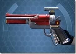 Odessen Blaster Pistol Left