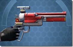 Odessen Blaster Pistol Right
