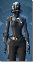 Outlander Targeter's MK-6 - Female Close