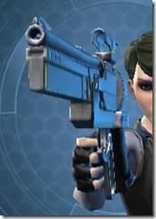 Outlander's Blaster Pistol MK-6 Front