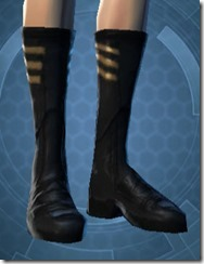 Overwatch Captain Boots