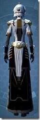 Overwatch Captain - Female Back