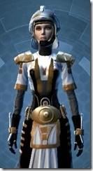 Overwatch Captain - Female Close