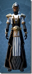 Overwatch Captain - Male Front