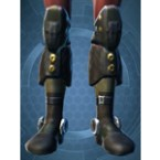 Plastiform Kneeboots [Tech] (Imp)