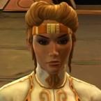 Kira as Teela – Jedi Covenant