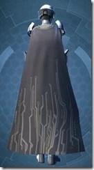 Apex Sovereign - Female Back