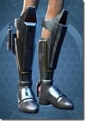 Commander Vizla Boots