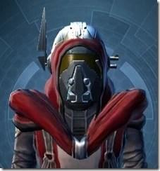Commander Vizla Doesn't Hide Hood Hood
