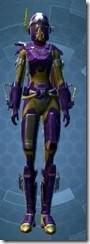 Commander Vizla Dyed Front