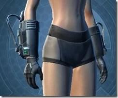 Commander Vizla Gloves