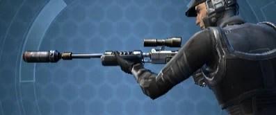 Defiant Technographer's Sniper Rifle Left