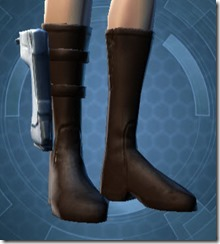Duststorm Survivor Boots